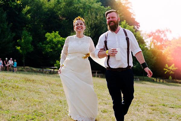 Ilus és Zsolti Holtomiglan esküvő